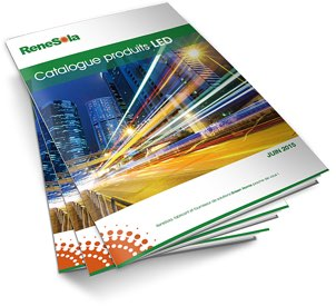 Couverture catalogue renesola